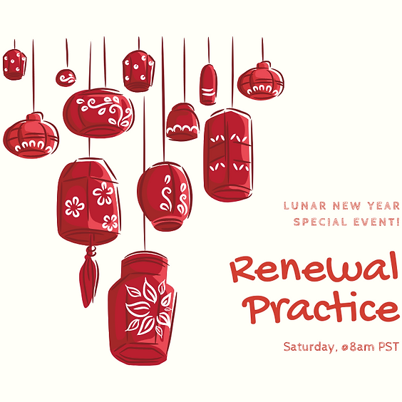New Year Online Renewal Practice