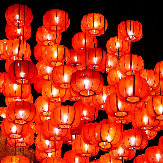 Welcoming Lunar New Year 2020