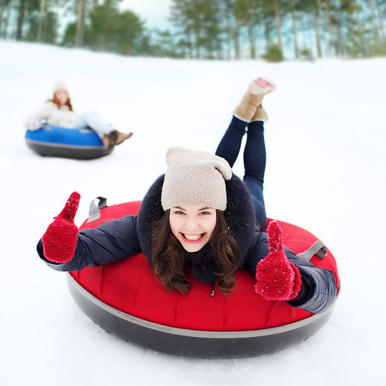 Volunteers' Fun-Day: Snow Tubing & Picnic (NEW DATE!)