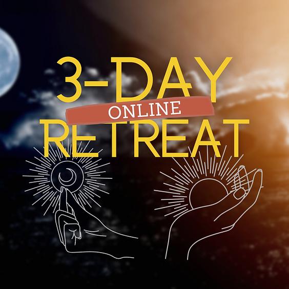 3-day Online Retreat