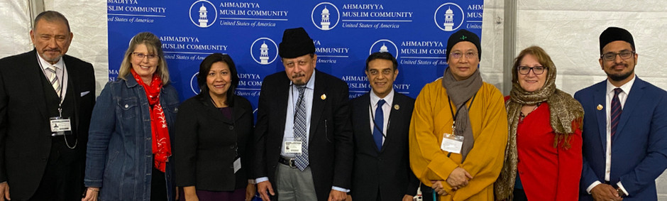 The 34th West Coast Jalsa Salana: A Gathering of Peace and Friendship