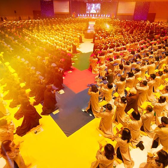Special Event: The Vairochana Mandala