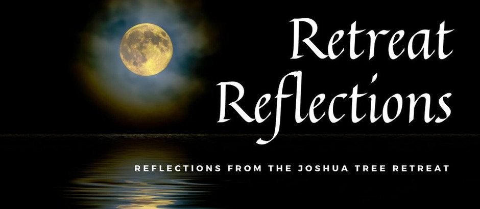 Retreat Reflections: Tammy Hoang Tam Hilton