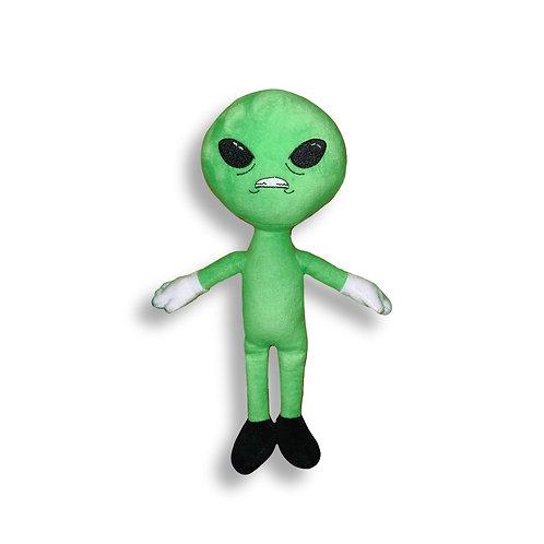 Allen the Alien - Plushie