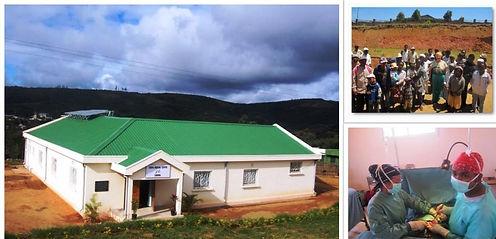 Le Pecheurs Medica Centre Project