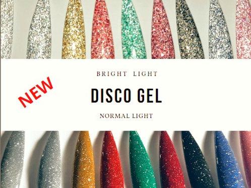 Disco Gel Collection Set