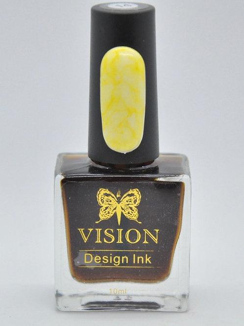 Yellow Design Ink