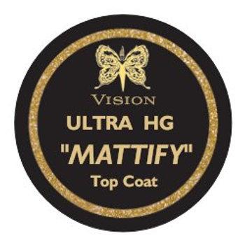Ultra HG MATTIFY Top Gel