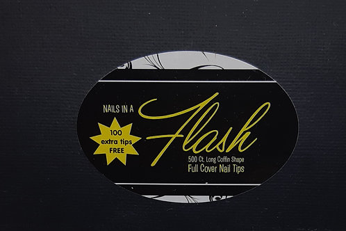 Nails in a FLASH Tips