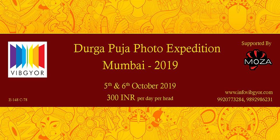Durga Puja Photo Expedition - Mumbai 2019