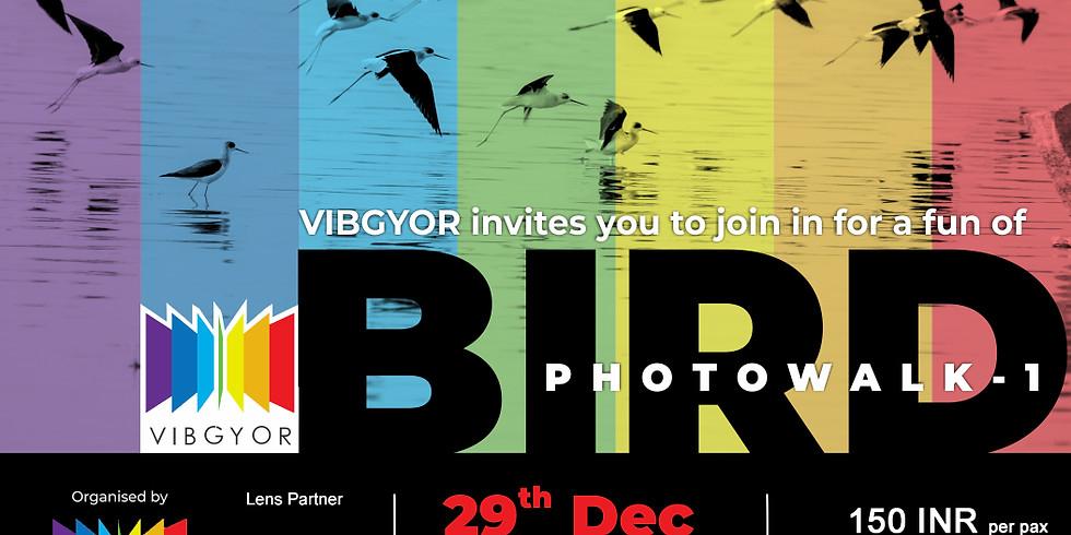 Bird Photowalk - 1