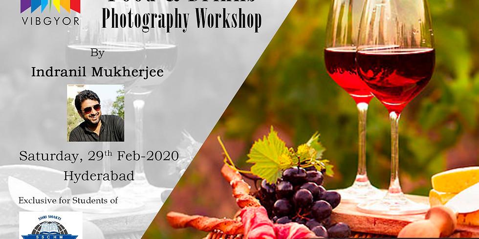 Food & Drinks Photography Workshop