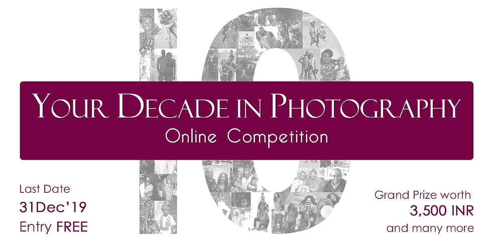 Your Decade in Photography