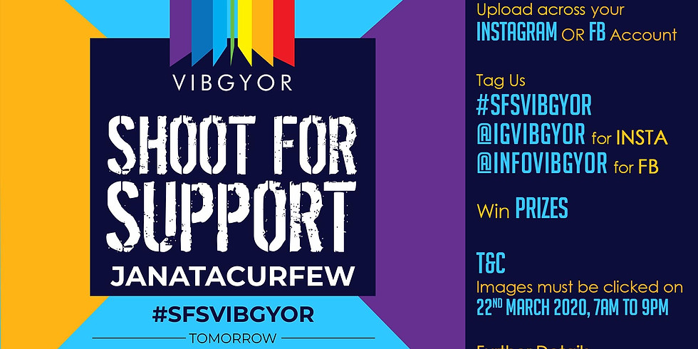 Shoot For Support