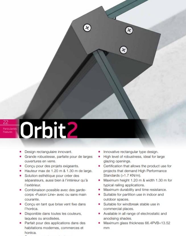 Orbit 2 colection