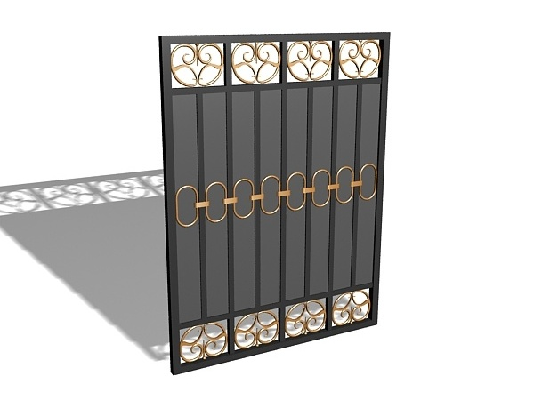 Gate and fences 44