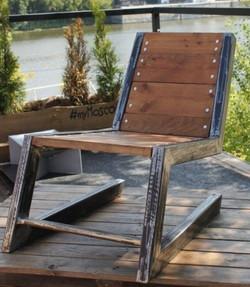 Steel furniture 6