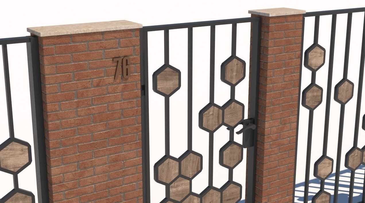 Gate and fences 30