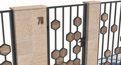 Gate and fences 29