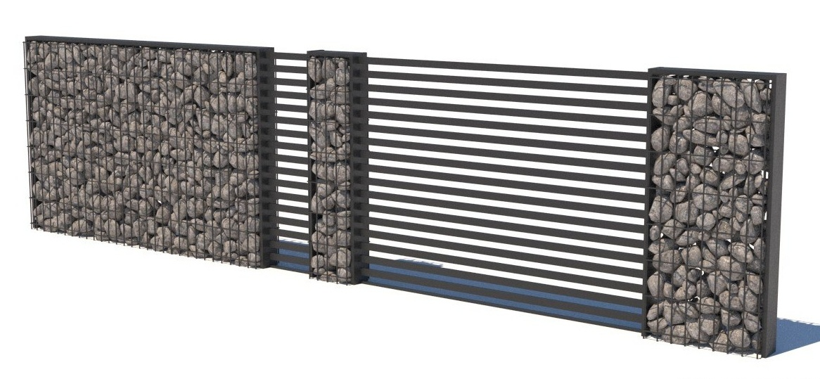 Gate and fences 16
