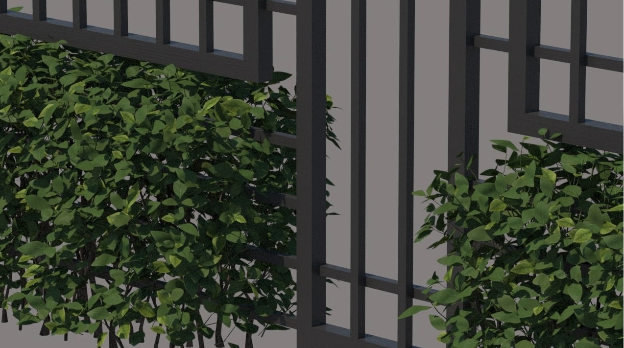Gate and fences 33