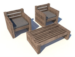 Outdoor furniture 12