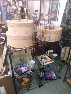 Trunkshow Raleigh Booth