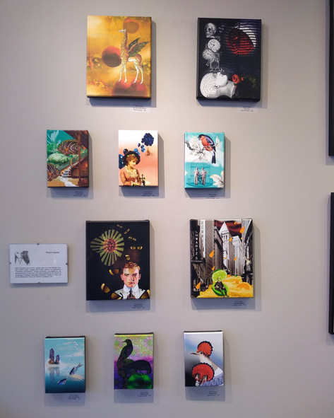 Cary Gallery of Artists