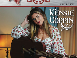 Texas Life Magazine Cover Features Kensie Coppin