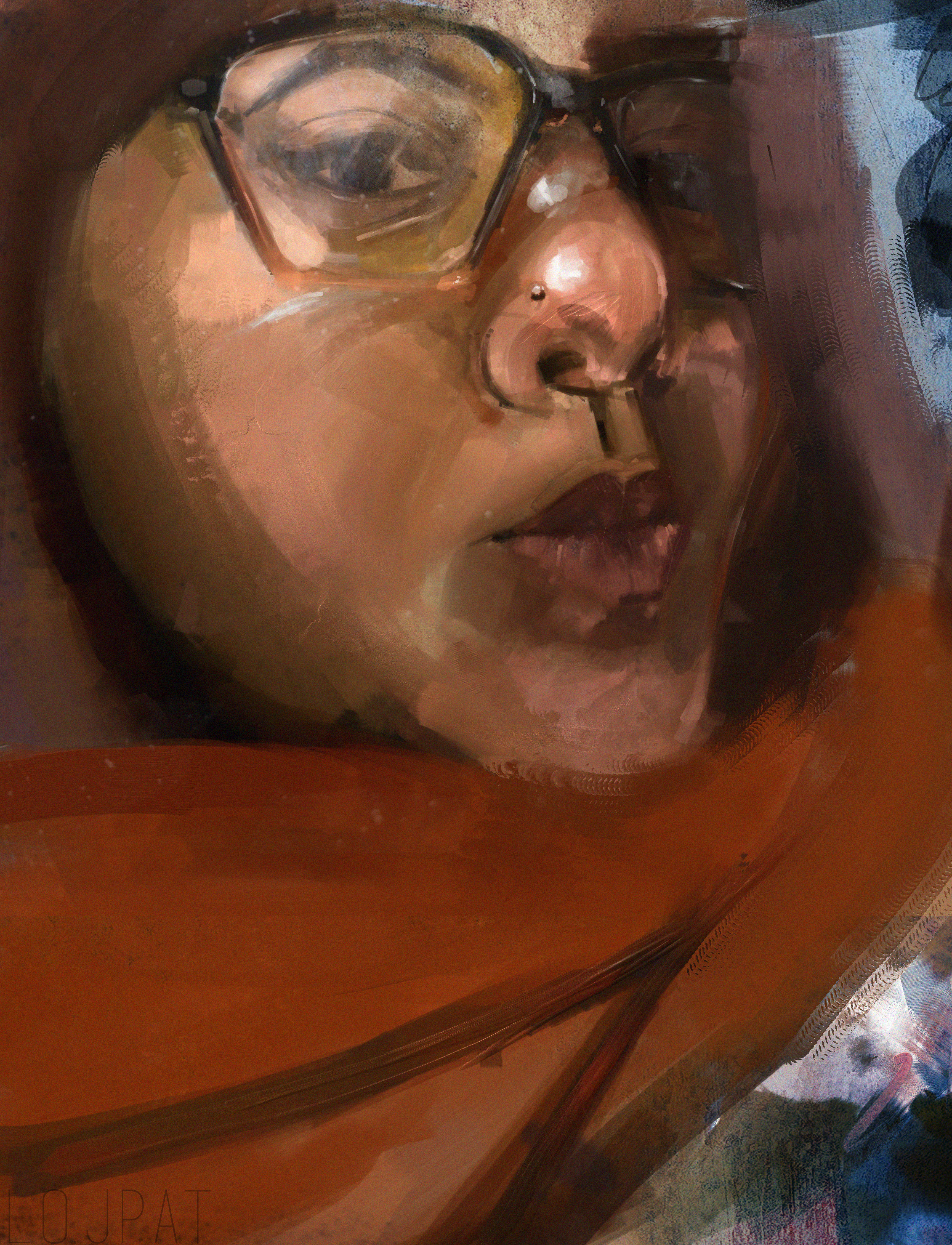 Portrait_Study 4_DPNT