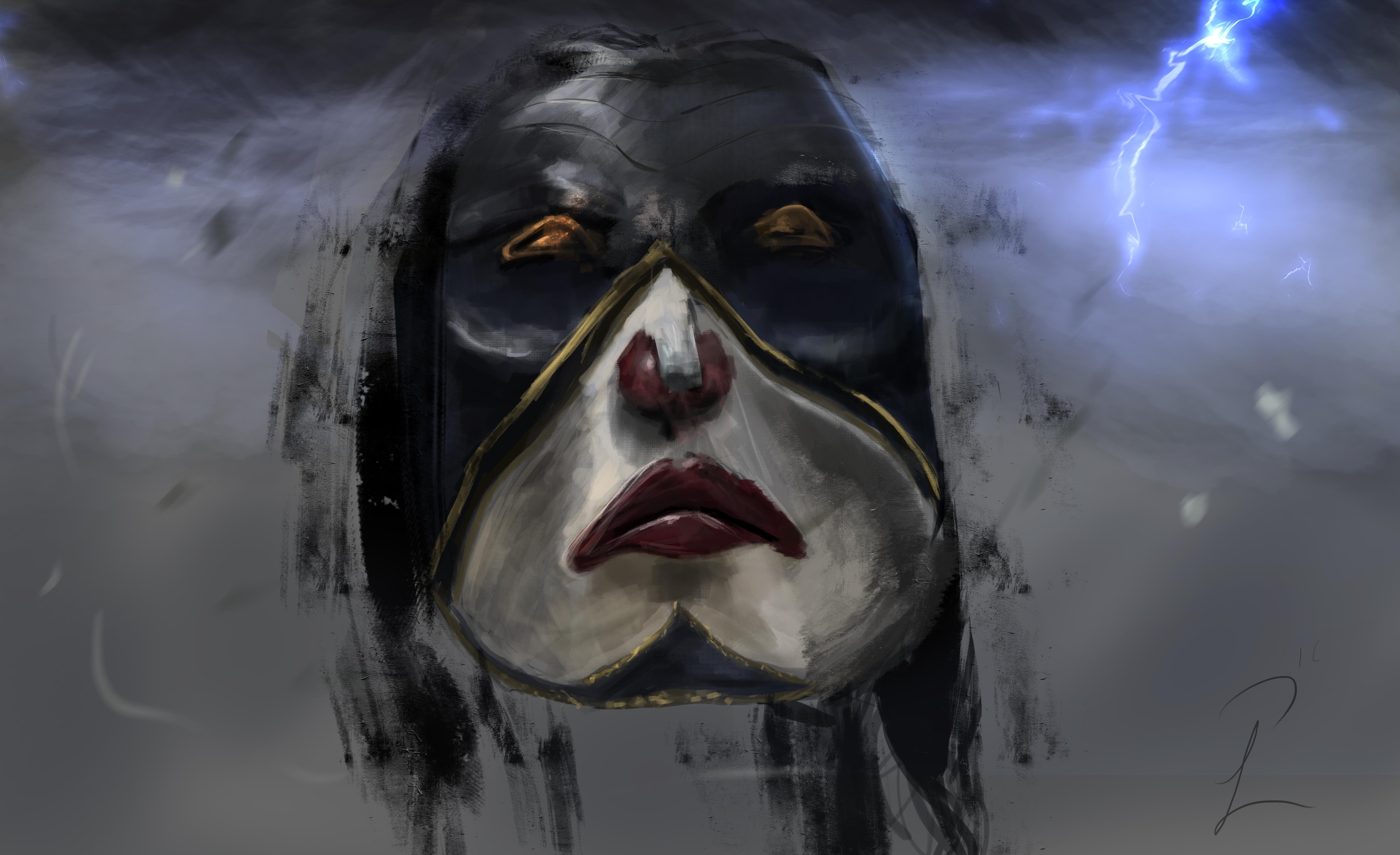 Indian Mask_DPNT