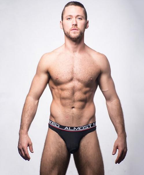 AC90265 Almost Naked Tagless Premium Thong