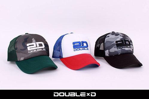 C009 2D DOUBLE D CAP