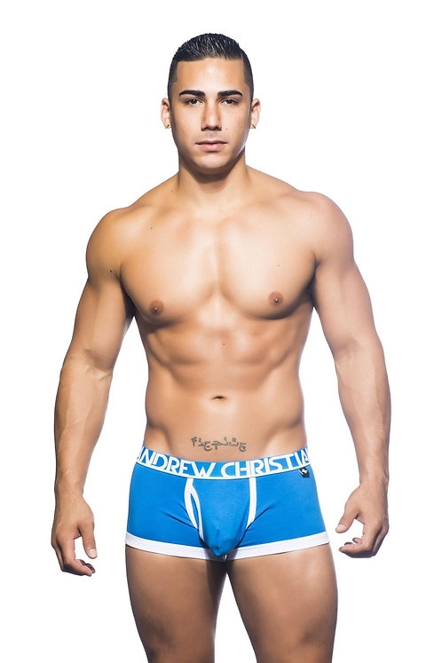 AC90481 FLY TAGLESS BOXER