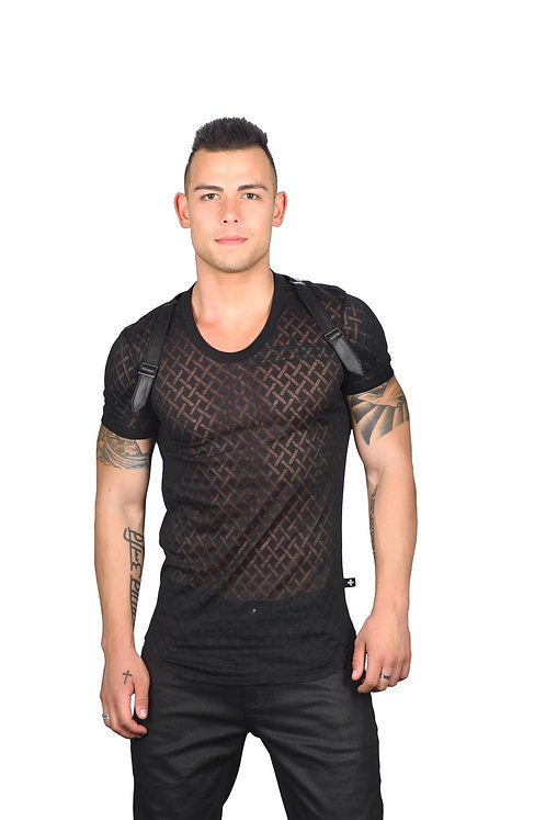 AC10258 Hard Burnout Harness Tee