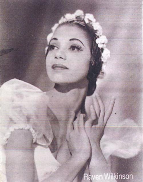 Raven Wilkinson, American Dancer and Ballerina