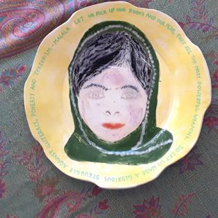 MALALA IWD PLATE