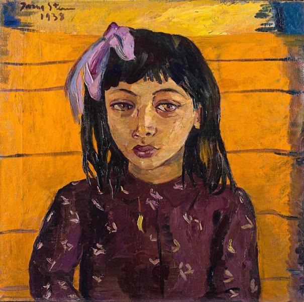 Malay Girl 1938, Irma Stern 1938