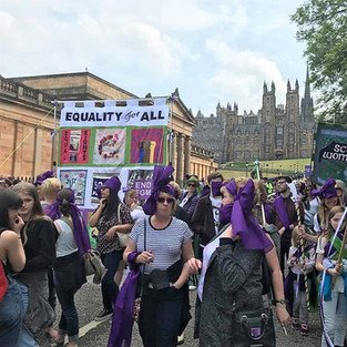 Processions, Edinburgh 2018