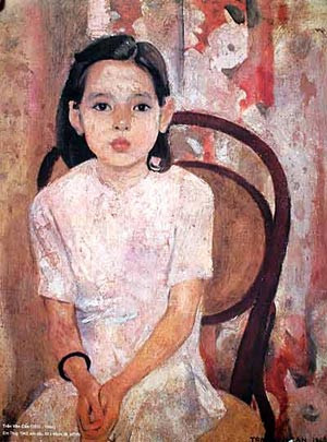 Little Sister Thuy, Tran Van Can, 1943