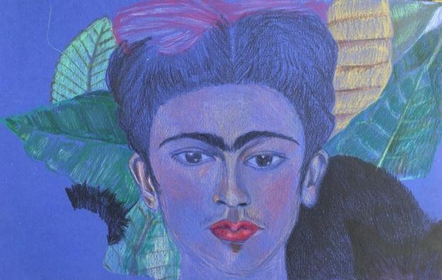 Frida Kahlo, Artist: Belinda Guidi