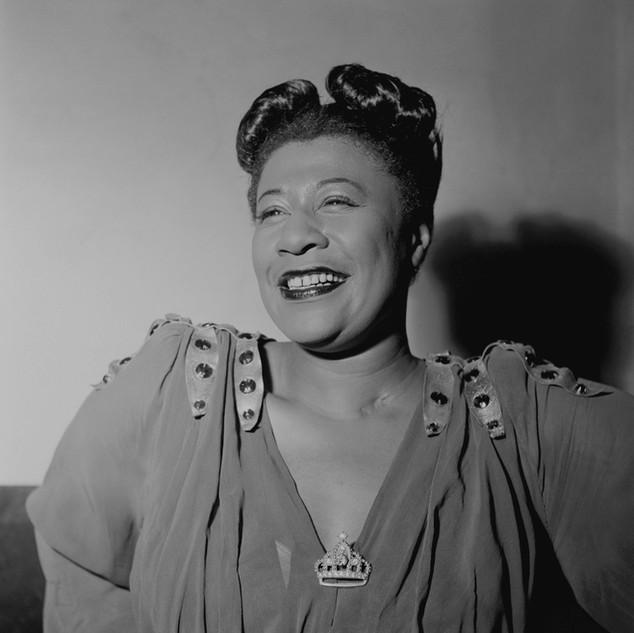 Ella Fitzgerald Photograph 1946