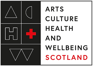 Arts Culture Health And Wellbeing Scotland Logo