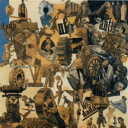 Hannah Hoch. Cut with the Dada Kitchen Knife through the Last Weimar Beer-Belly Cultural Epoch in Germany, 1919