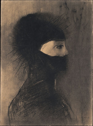 Odilon Redon, Amor, 1891