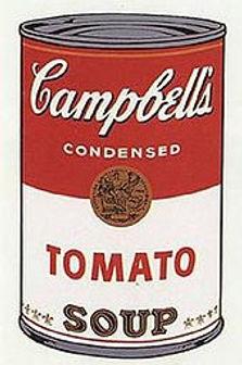 170px-Warhol-Campbell_Soup-1-screenprint