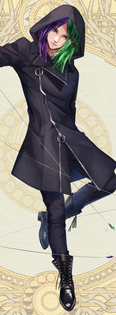 2019.03.02 『第六猟兵』©️成世セイチ/株式会社トミーウォーカー