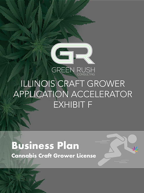 Illinois Craft Grower Application Accelerator Exhibit F