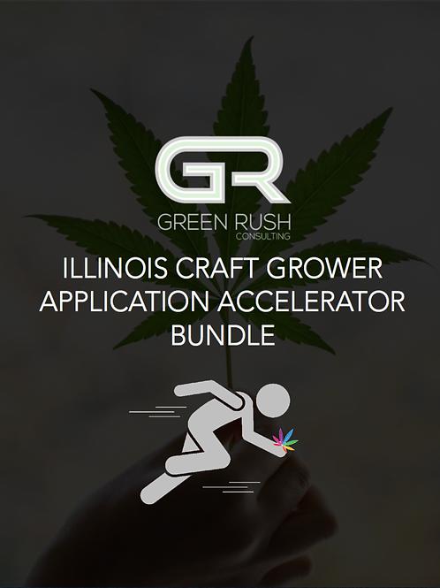 Illinois Craft Grower Application Accelerator Bundle