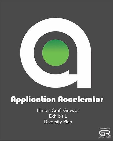 Illinois Craft Grower Application Accelerator Exhibit L